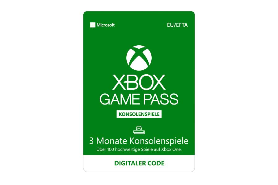 Xbox Game Pass - 3 Monate
