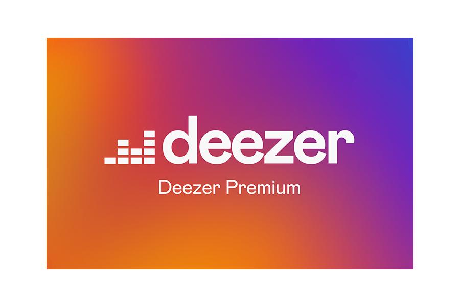 deezer Premium Gutschein 1 Monat