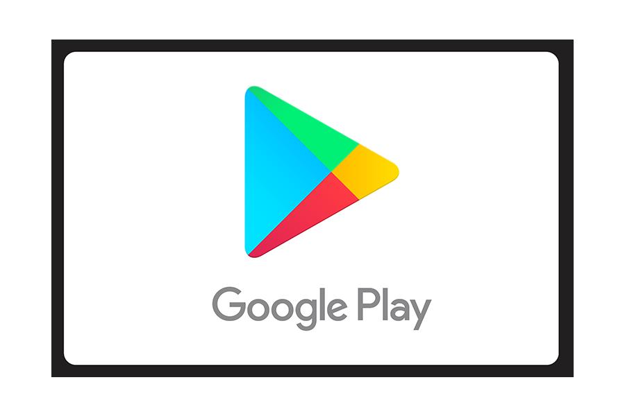 Google Play Gutscheincode € 5 - 500