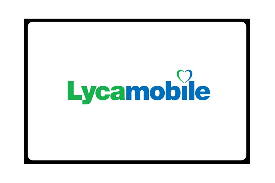 Lycamobile Prepaid Guthaben € 10