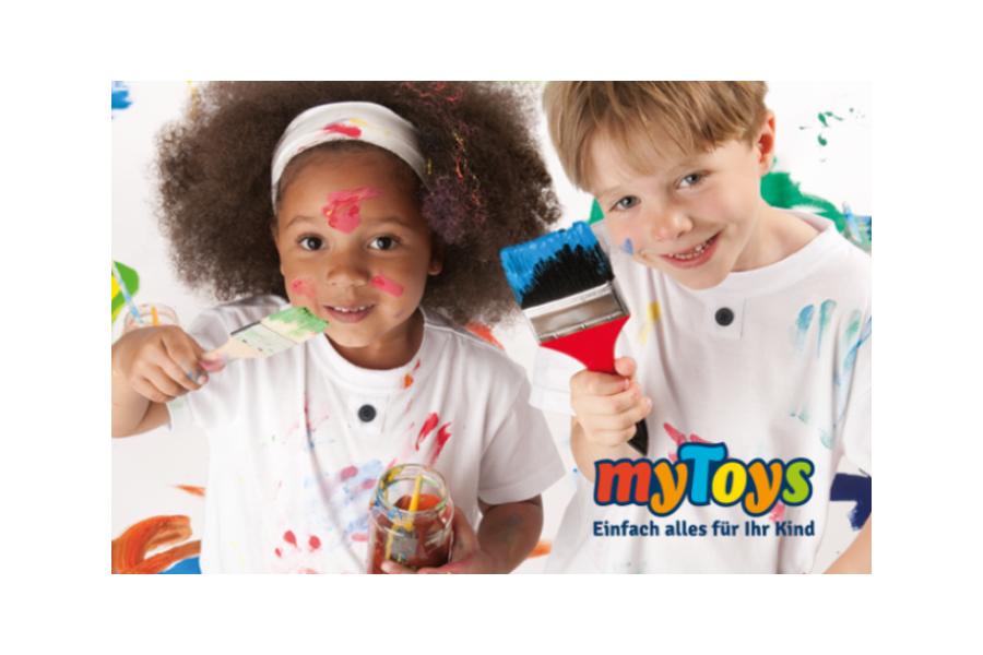 MyToys Geschenkcode € 10