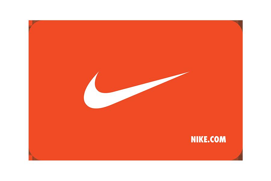 Nike Geschenkkarte € 15 - 150