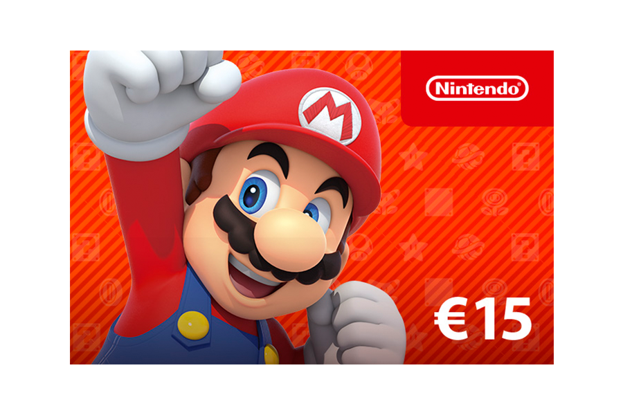 Nintendo eShop Guthaben € 15