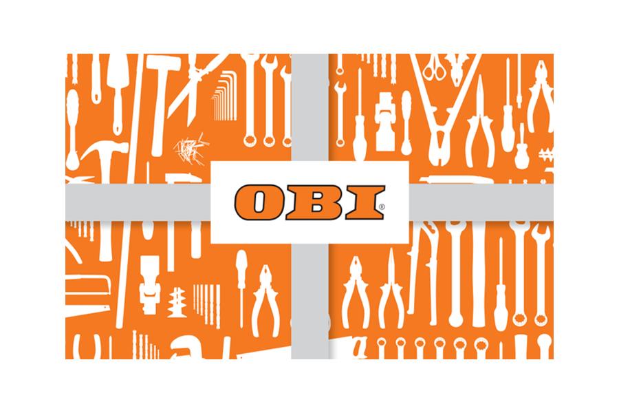 OBI Geschenkcode