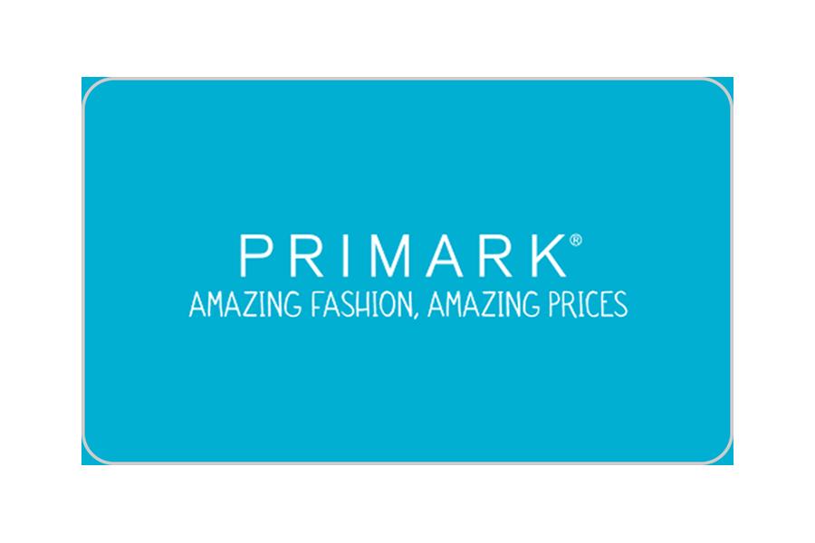PRIMARK - Digitale Geschenkkarte € 10